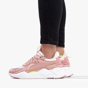 *PUMA* Rs-X running shoes sneakers_SZ:US7.5_Pink